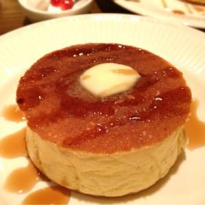 幻のパンケーキ